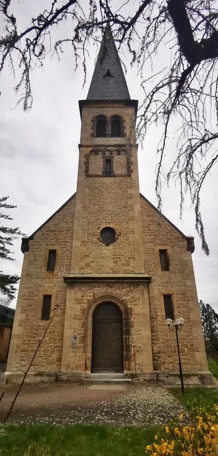 Gustav-Adolf-Kirche Foto Marschall